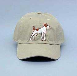 Cap: Jack Russell Terrier