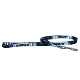 NFL San Diego Chargers Pet Lead, Team Color, Large