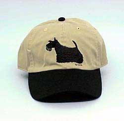 Cap: Scottish Terrier