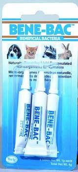Bene-Bac® Pet Gel 4-Pack – Four 1g tubes