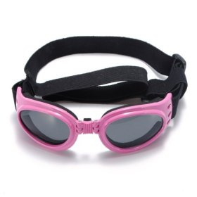 Water & Wood New Fashionable Water-Proof Multi-Color Pet Dog Sunglasses Eye Wear Protection Goggles Large