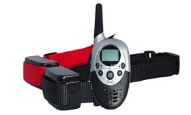 Dog Training Collar With Remote – 8 Levels of Shock and Vibration Correction Plus Sound Mode – Fully Adjustable Electric E Collar With Remote for Large, Medium, and Small Dogs – Best Puppy Training and Dog Obedience Training for two dogs