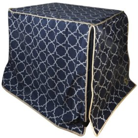 molly mutt Romeo and Juliet Crate Cover for Pets, Big