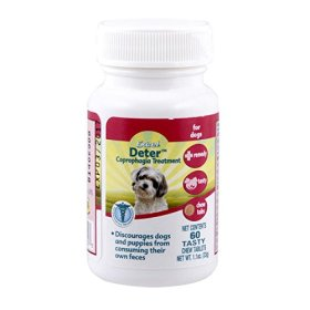 Excel Deter Coprophagia Treatment Tablets, 60-Count