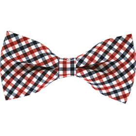 Tok Tok Designs® Formal Dog Bow Ties Collection for Medium & Large Dogs (B133, 100% Cotton)