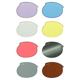 Doggles ILS Replacement Lens, Medium, Clear