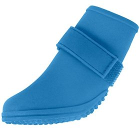 Jelly Wellies Rain or Shine Dog Boot, X-Small, Blue