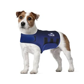 Mellow Shirt Dog Anxiety Calming Wrap, Small
