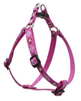 Lupine 1/2″ Puppy Love 12-18 Step In Dog Harness