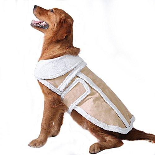 Namsan Dog Warm Coat,Dog Jacket,Winter Dog Clothes,Cold Weather Dog Jacket for Larger Dogs