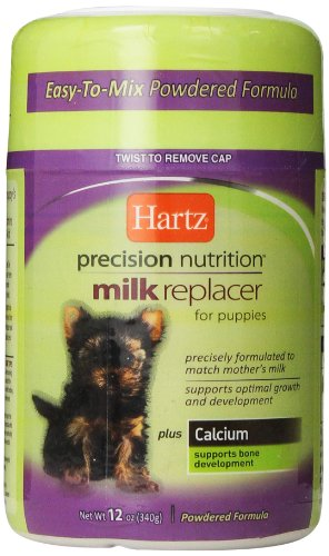Hartz Precision Nutrition Powdered Milk Replacer for Puppies, 12 oz