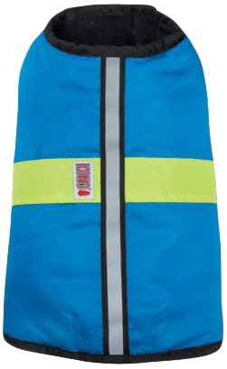 Kong Nor'easter Dog Coat, X-Large, Blue
