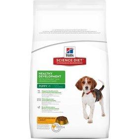 Hill's Science Diet Puppy Healthy Development Original Dry Dog Food, 30-Pound Bag