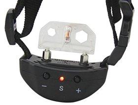 DogTrainer DG53 Bark Shock Collar,Training Device Pet Trainer,Auto Control,for Small Meduim Cute Puppies.Labrador,Golden Retriever,German Shepherd,Yorkshire Terrier,Beagle,Boxer