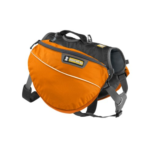 Ruffwear Approach Dog Backpack, Small, Campfire Orange