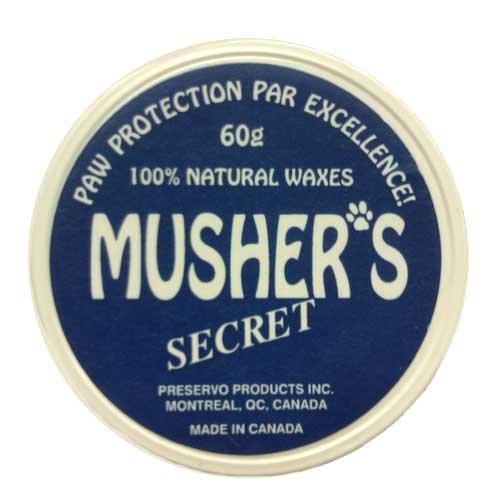 Mushers Secret Paw Wax 60 grams