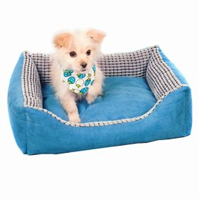 Favorite Modern Removable Ultra Soft Warm Pet Bed Puppy Dog Cat Sleeping Cushion Suits for Daily Use Brand change to:MFPS