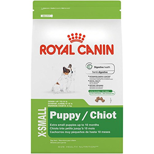 Royal Canin Puppy Dry Dog Food, 3-Pound