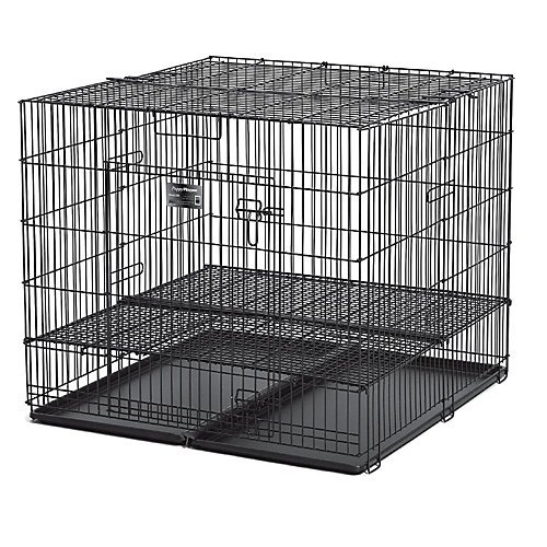 MidWest Homes For Pets Puppy Playpen 248-05 with 1/2″ Floor Grid