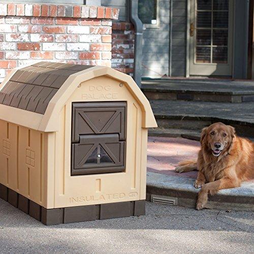 Dog Palace Insulated Dog House DP20