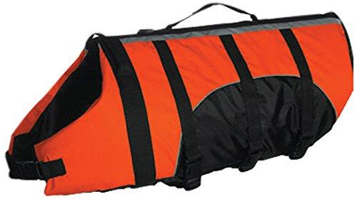 Guardian Gear Aquatic Dog Preserver, Large, 20-Inch, Orange