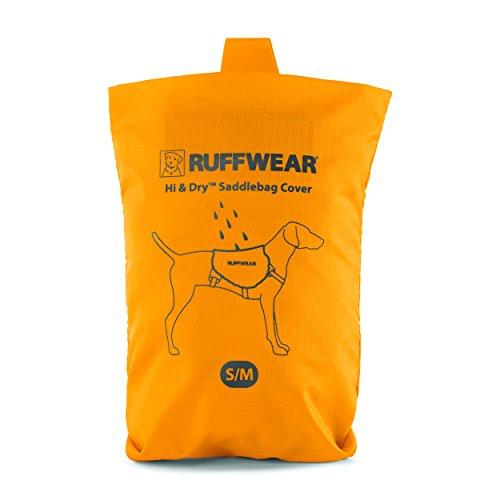 Ruffwear Hi and Dry Saddlebag Cover, Small/Medium, Sunrise Yellow