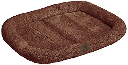 American Kennel Club Crate Mat, 24 by 17-Inch, Brown