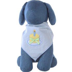 Birthday Boy Dog Bandana (Large)