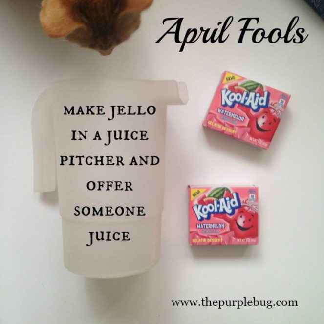 Classic Family Friendly April Fool's Day Pranks to Repeat This Year