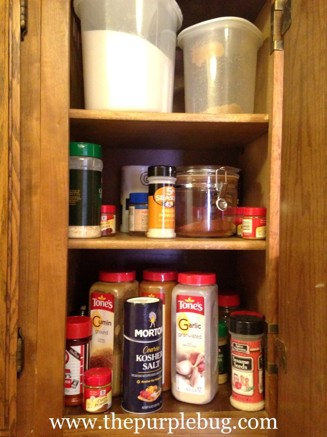 How to Organize Your Spices and Seasonings