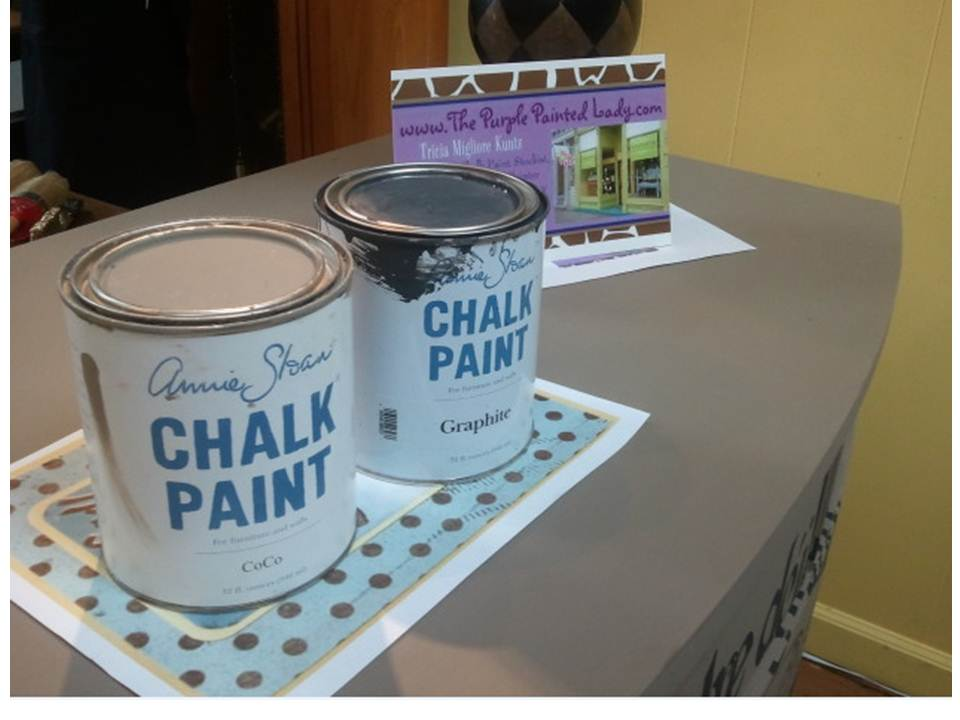 Chalk Paint Versus Regular Paint