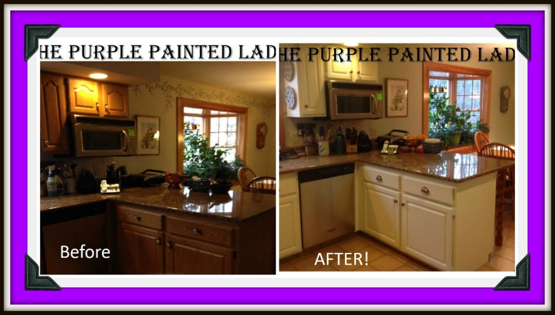 How To Paint Over Old Bathroom Cabinets repainting over painted cabinets | everdayentropy