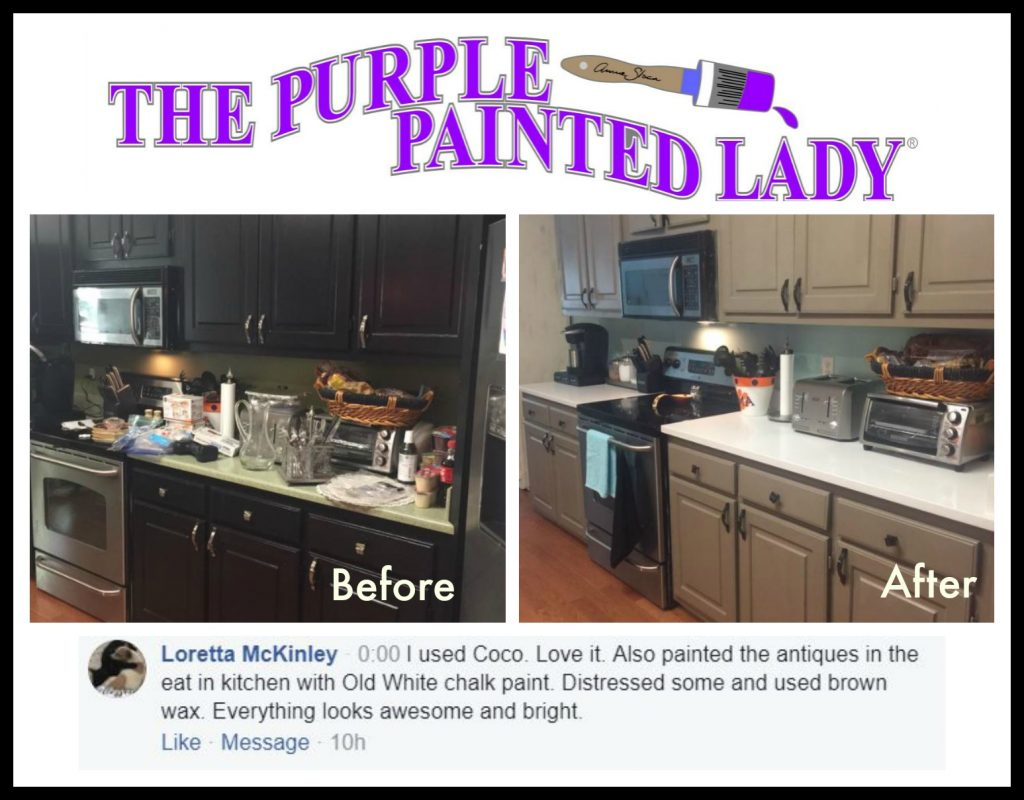 Paint Your Dark Cabinets Don T Be Afraid How To Spray