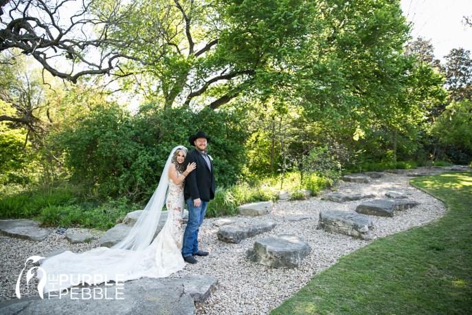 Fort Worth Botanic Garden Romantics