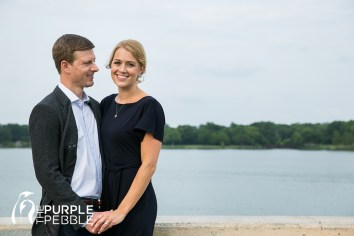 Fun White Rock Lake Engagements