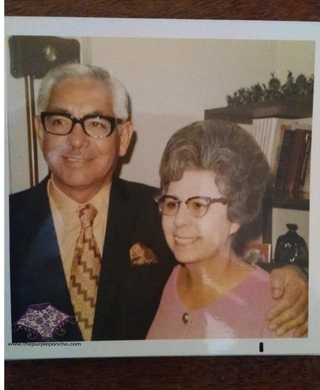 Grandma Mary & Grandpa Alex