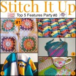 Stitch It Up Link Party #9