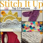 Stitch It Up Link Party #11