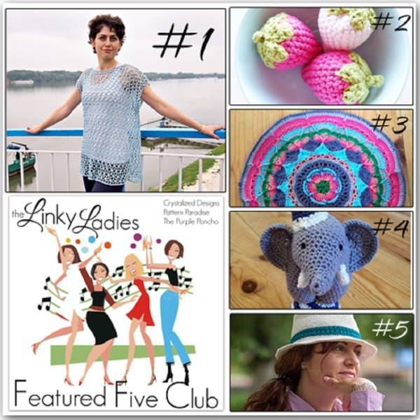 Linky Ladies on thepurpleponcho.com Party #59
