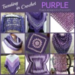 Trending In Crochet – Purple!