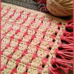 DIY Crochet Tutorial – Learn How To Make The Block Stitch