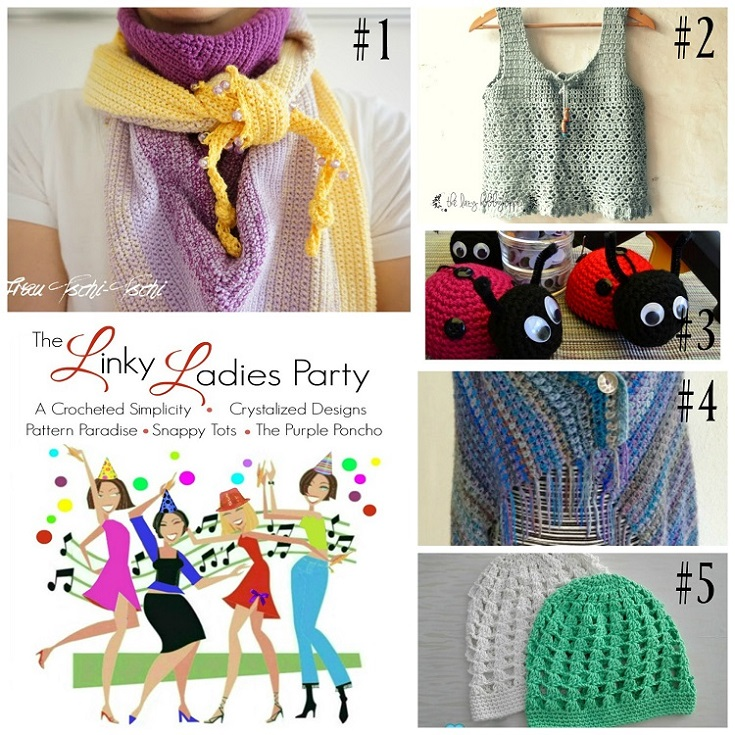 The Linky Ladies Party #113