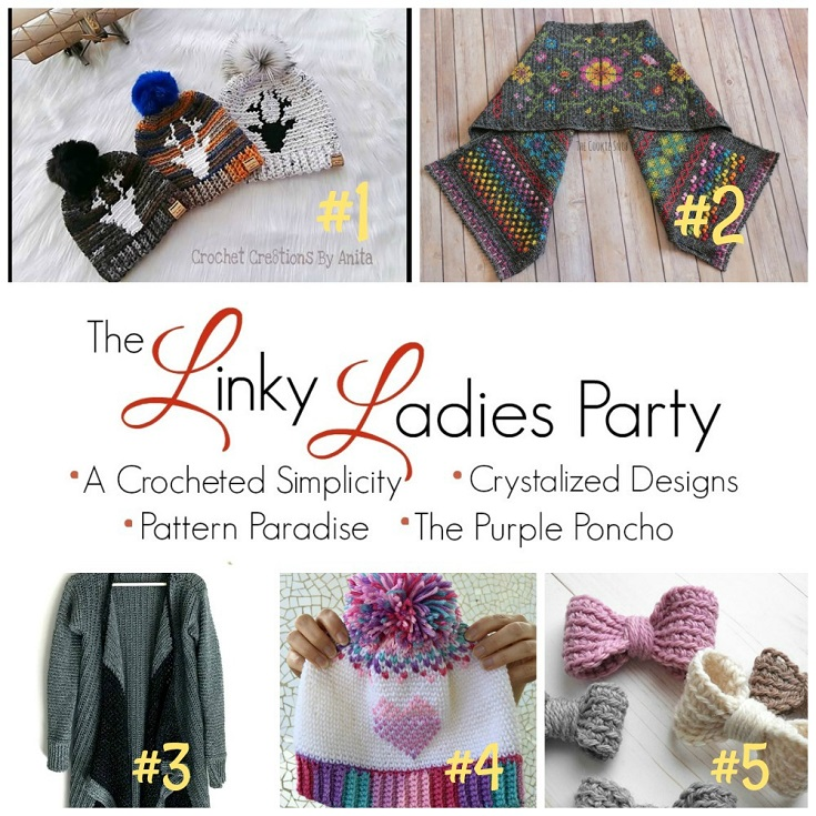 The Linky Ladies Party #125