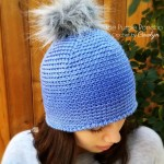 Free Crochet Pattern: Ombre Beanie
