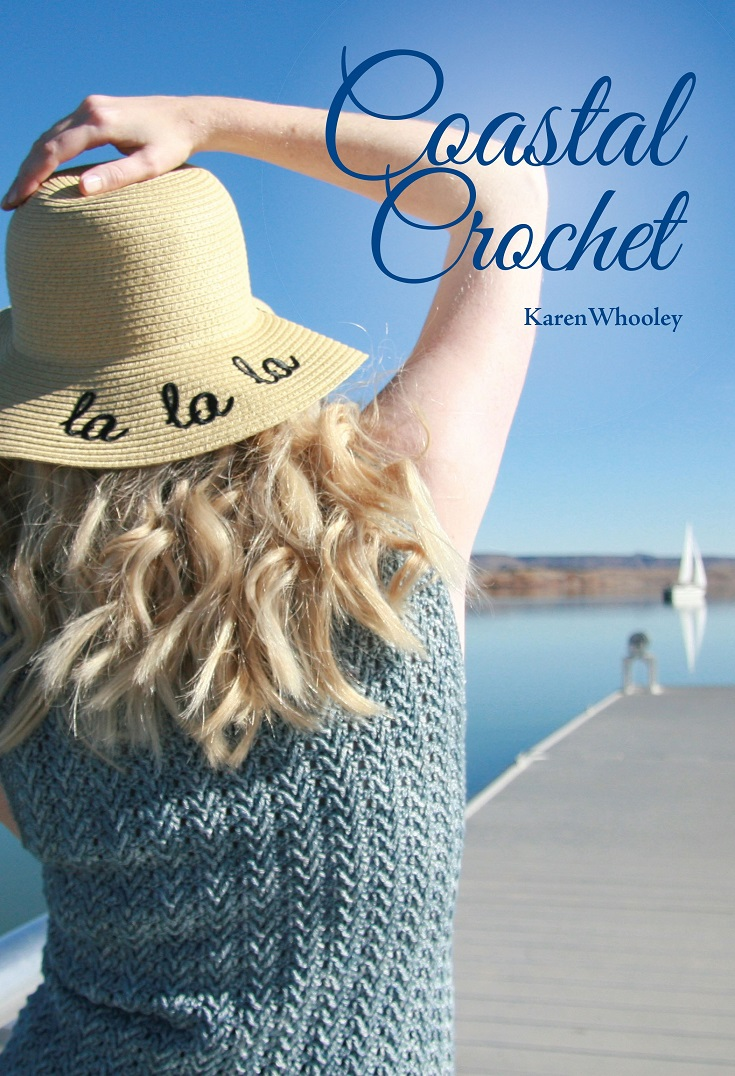 Coastal Crochet Book Review And Giveaway The Purple Poncho