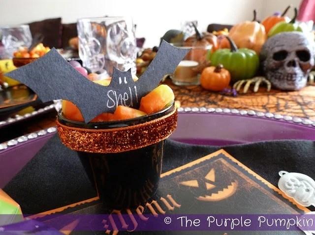 Halloween Place Settings