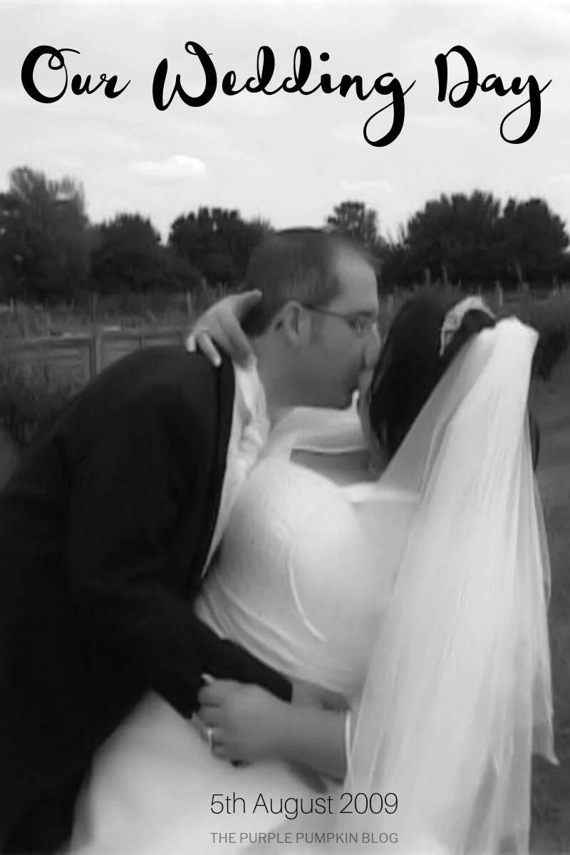 Our-Wedding-Day-2009