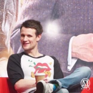 Matt Smith - Doctor Who 50th Celebration