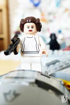 Star Wars Lego - Princess Leia