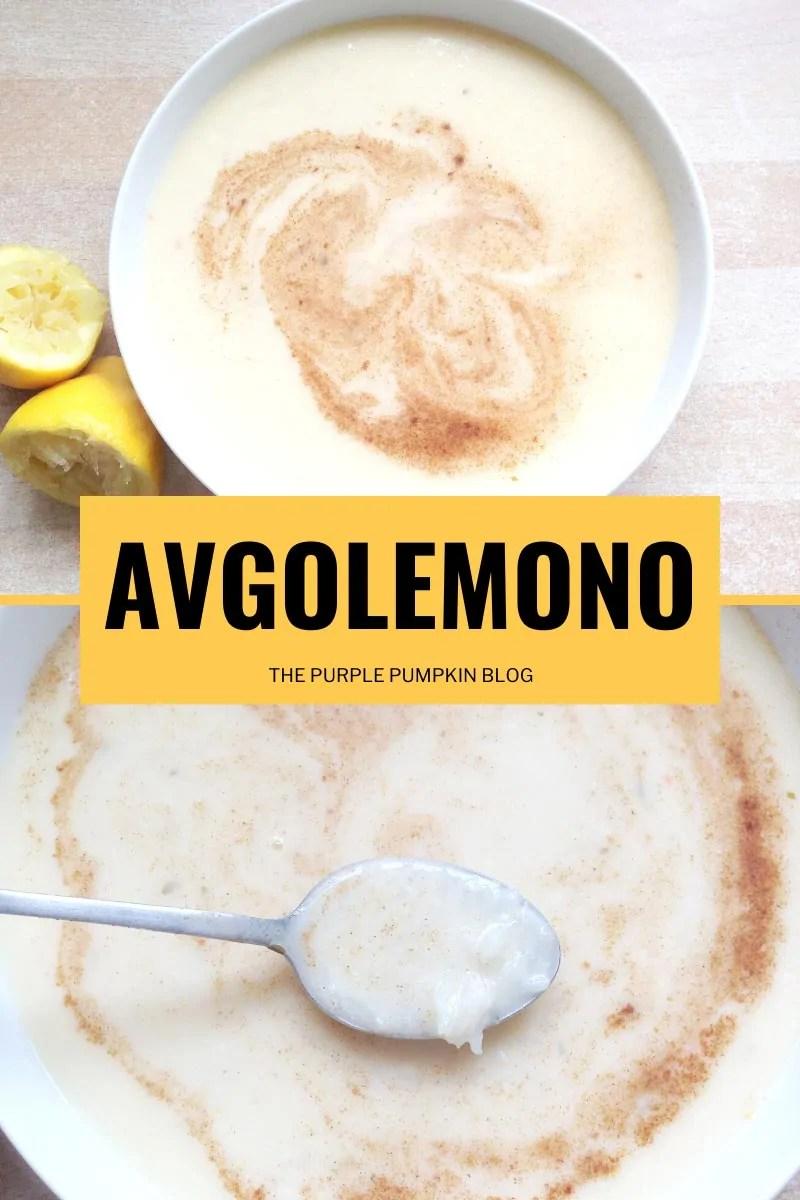 Avgolemono